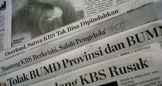 Foto_Laporan_Mingguan_Koran_Surabaya_Post