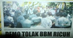 Dikutip dari Radar Lombok 30 Maret 2012