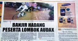 Dikutip dari Radar Lombok Senin 2 April 2012