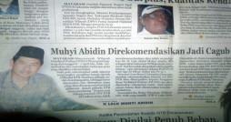 Dikutip dari Radar Lombok, Senin 9 April 2012