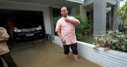 Rumah Hidayat Nur Wahid (Tribunnews.com)