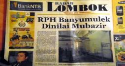 (Dikutip dari Radar Lombok 12 Juni 2012)