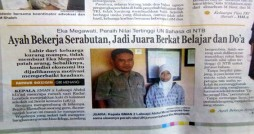 (Dikutip dari Radar Lombok 29 Mei 2012)