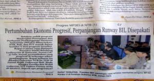 (Dikutip dari Radar Lombok 4 Juni 2012)