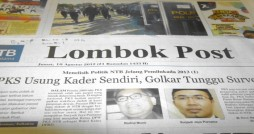 Lombok Post 10 Agustus 2012