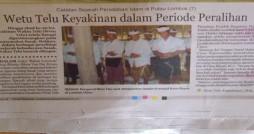 ( Dikutip dari Radar Lombok 31 Juli 2012 )