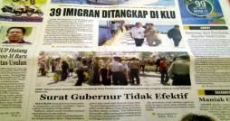 ( Dikutip dari Radar Lombok edisi 3 September 2012 )