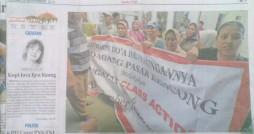Radar Jember - Persatuan Pedagang Pasar Kencong (P3K) melakukan gugatan class action terhadap Bupati Jember
