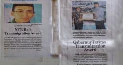 (Dikutip dari Lombok Post  edisi 4 dan 8 Desember 2012)