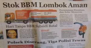 (Dikutip dari Lomok Post edusu 28 November 2012)