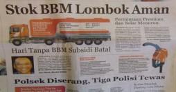 (Lomok Post 28 November 2012)
