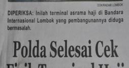 (Dikutip dari Radar Lombok edisi  31 Desember 2012)