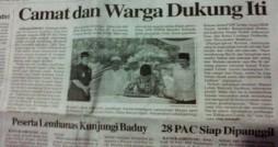 Sumber foto dikutip dari media Banten Raya