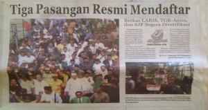 (Dikutip dari Lombok Post 12 Februari 2013)